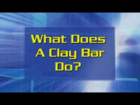 How to use a clay bar on your car