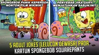 5 Adult Jokes (Lelucon Dewasa) pada Kartun SpongeBob SquarePants | #spongebobpedia - 20