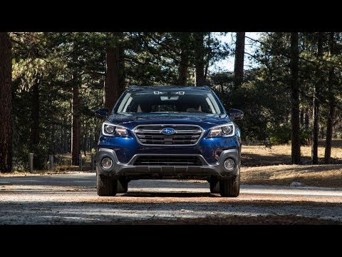2018 Subaru Outback 3.6R First Test (The More Powerful Multi-Purpose Wagon)