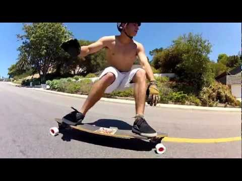 SBeazy Longboarding: CALI-soul