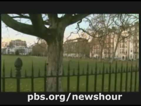 THE NEWSHOUR WITH JIM LEHRER | Britain's Stimulus Plan | PBS