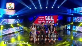 CambodianIdol Talkshow EP 4 Part 3