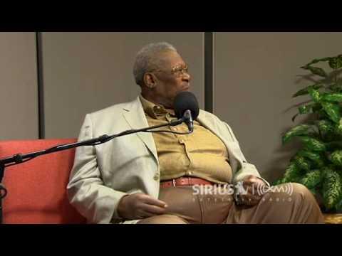 BB King Reminisces on SIRIUS XM Radio