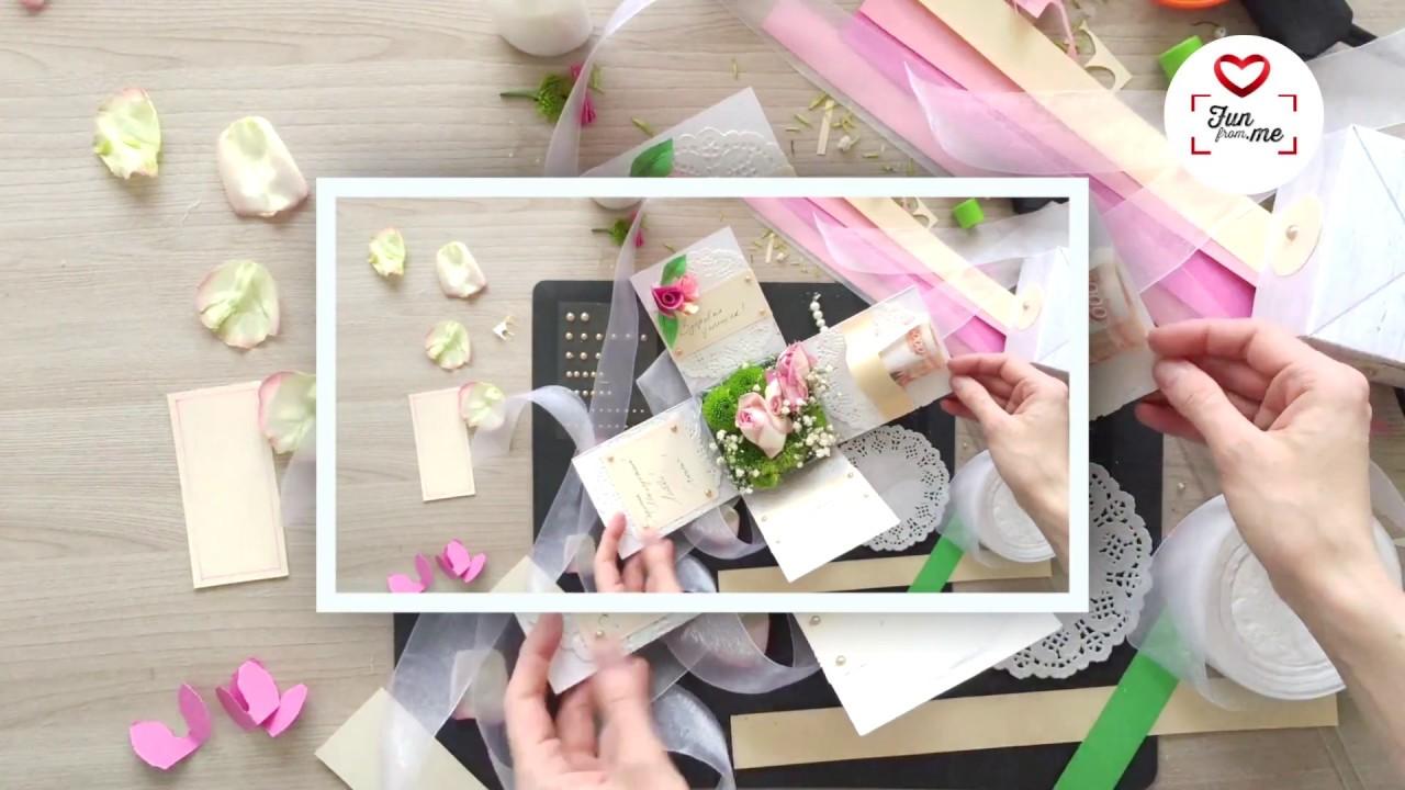 Сделать подарок на свадьбу своими рук 8