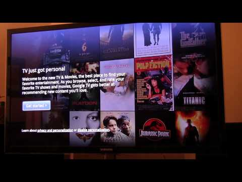 Sony Internet TV Review (NSZ-GS7 Set Top Box)