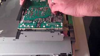 Repair ViewSonic VX924 LCD Monitor Blinking Green power Button