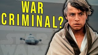 Did Luke Feel Guilty for Destroying the Death Star (and killing millions)?
