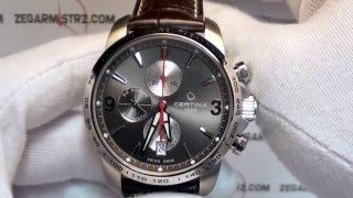 Certina DS Podium Chrono Automatic   C001.427.16.297.00   www.zegarmistrz.com