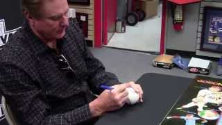 Steve Carlton Autograph Signing in Chester County, Pa April 6, 2014
