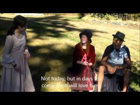 Scarlet Letter Chapter 19 Summary - YouTube
