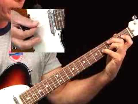 Supercharge Your Chops - #6 Jim Campilongo - Guitar Lesson - Brad Carlton