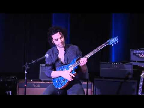 Dweezil Zappa on the PRS Experience - NAMM 2011