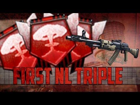 BO2 - First NL Trippple Nuclear!!!