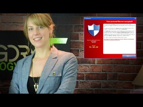 Virus Advisory: CryptoLocker - How to Protect Yourself