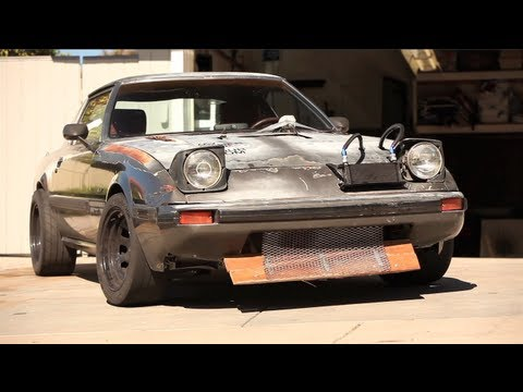 The Zero F**ks Given RX7 - TUNED