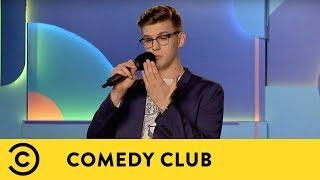 Fel kell nőni   Szabó Balázs Máté   Comedy Club