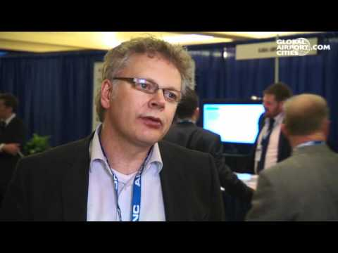 Maurits Schaafsma interview at Airport Cities 2011
