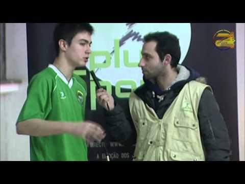 XII Torneio Carnaval APM Entrevista 2.ª Jor: AP Porto