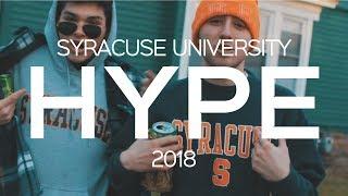 SYRACUSE UNIVERSITY HYPE VIDEO 2018