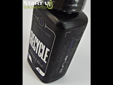Start Up Suplementos (360°) Recycle 100 Gelatin Capsules PURUS Labs