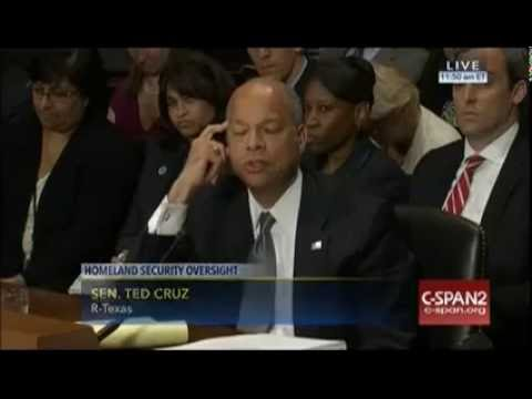 Cruz Grills Jeh Johnson on What Obama Admin Knew About Fort Hood
