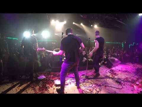 Hostage Calm - Last Show @ Toad's Place in New Haven, CT 03/06/15