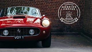 1961 Ferrari 250 California: A Drop-Top Espresso Shot