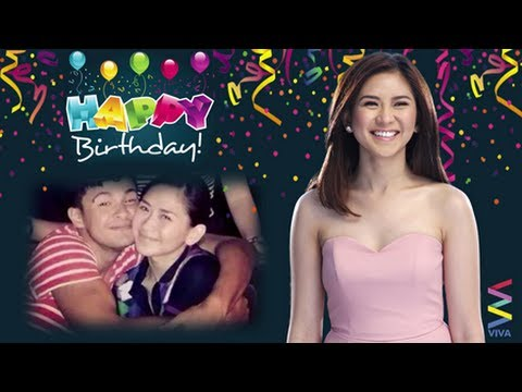Happy 26th Birthday, Sarah Geronimo! video