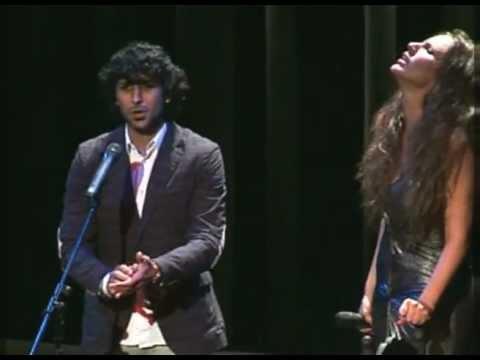 MARIA TOLEDO Y ARCÁNGEL (en directo desde el Gran Teatro de Huelva)