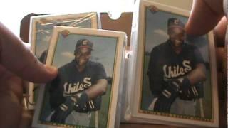 Estate Sale Find Baseball Cards Card Box Break