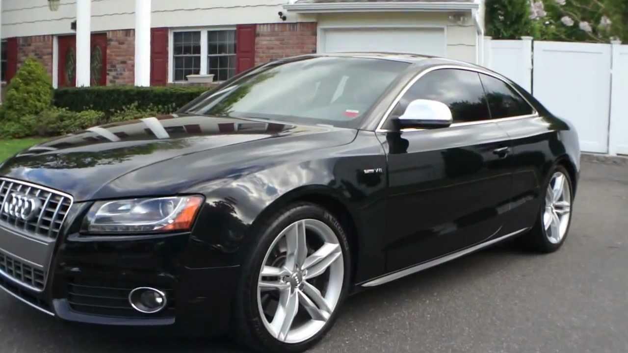 2009 Audi S5 For Sale Black On Black Loaded Youtube