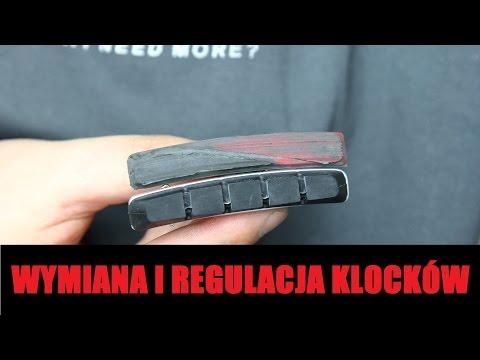 Wymiana Klocków I Regulacja Hamulców V-brake // Rowerowe Porady