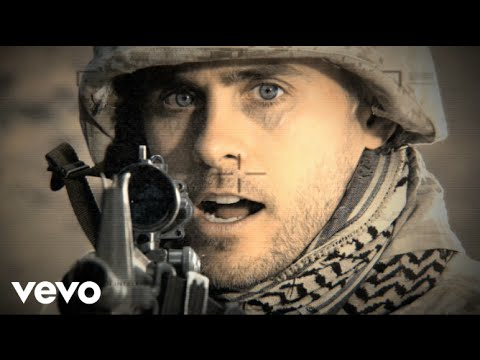 Thirty Seconds To Mars - This Is War Music Videos