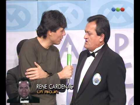 Campeonato Nacional del chiste: René Cardenas - Videomatch