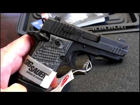Sig Sauer P938 Extreme 9mm