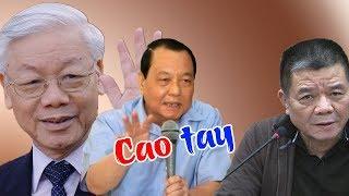 Dùng Trần Bắc Hà thí mạng Lê Thanh Hải-nước cờ cao tay của Tổng Trọng, Ba Dũng phát điên