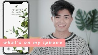 What's On My iPhone X | MUST HAVE APPS 2019