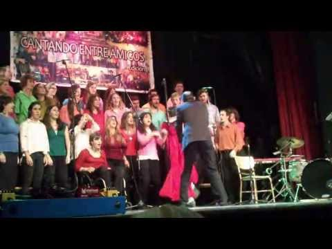 Coro Hoy Mejor que Ayer - Dont´t Stop me Now - 2013
