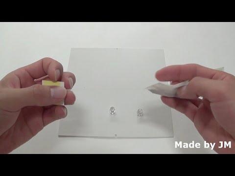 How to make a tea bag compass(Makeshift compass)