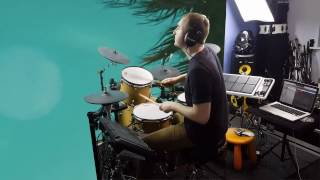 🎶 LINKIN PARK - Battle Symphony - Drum Cover (DrummerMattUK)