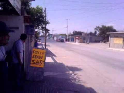 Balasera En Reynosa.3gp En La Colonia Esfuerzo