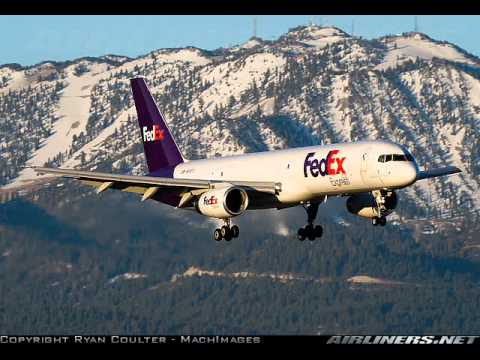 Tribute to FedEx Express - The World On Time