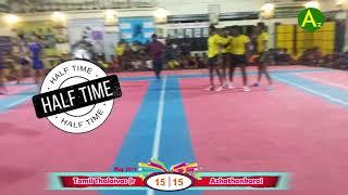 Tamil Thalaivas Vs Az - kabaddi match  High lights- may 2019