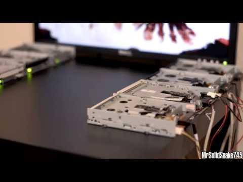 Attack on Titan - Guren no Yumiya on Eight Floppy Drives