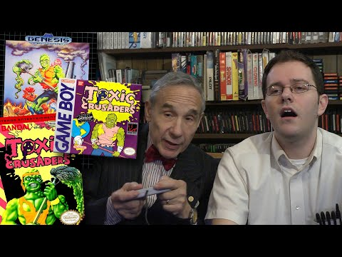 Toxic Crusaders - Angry Video Game Nerd
