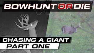 Giant Illinois Buck (Part 1/2) - Bowhunt or Die Season 09 Episode 21