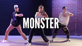 SHAWN MENDES & JUSTIN BIEBER - Monster  Kyle Hanagami Choreography