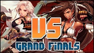 DFO ExStream Tournament II - [Grand Finals] - Axtea vs BLESSEDDOTA