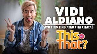 download lagu Vidi Aldiano - Ayu Ting Ting Atau Cita Citata? gratis