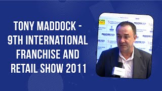 Tony Maddock - 9th International